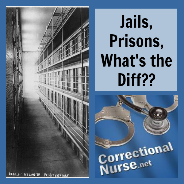 corrections jails and prisons Some jails and prisons require low-fat or low-sodium diets, while others mandate inmates receive a certain number of calories all detention facilities must have a licensed dietician review their menus in order to be accredited by the american correctional association.