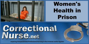 an introduction to the issue of increase of women in prison in the us Issues regarding criminal punishment necessarily involve ideas about justice,  fairness, and just deserts  in addition to the men and women serving prison  time for felonies, another 700,000 are held daily in local jails  conclusion:  the growth in incarceration rates in the united states over the  next: 1  introduction .