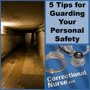 5 Tips for Guarding Your Personal Safety