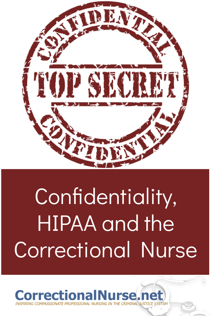 the importance of patient privacy and following the hipaa privacy rules and regulations as a nurse Unless you work for the cia or secret service, it's hard to imagine a job where  you aren't able to talk about your work day except nursing sure, most of us have .