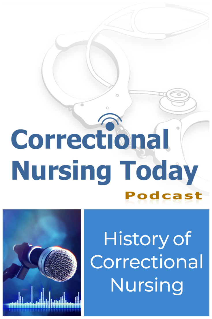 History of Correctional Nursing