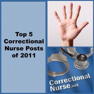 Top 5 Correctional Nurse Posts of 2011