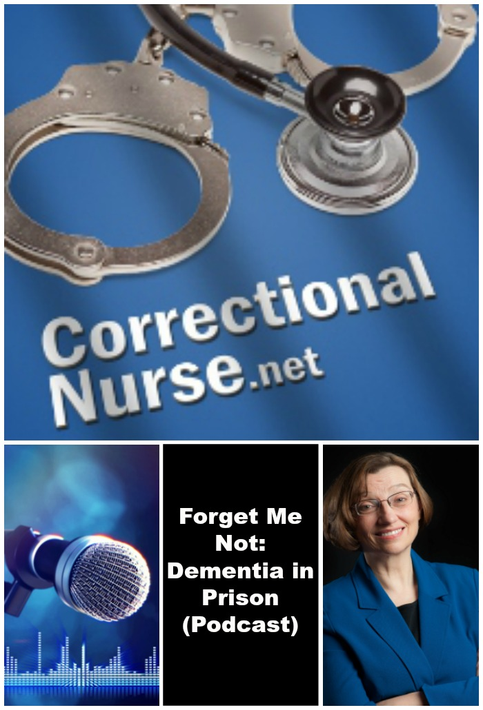 Forget Me Not: Dementia in Prison (Podcast)