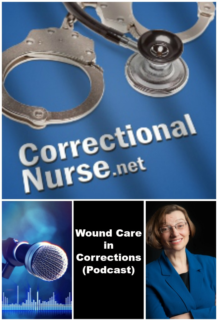 wound care in corrections  podcast