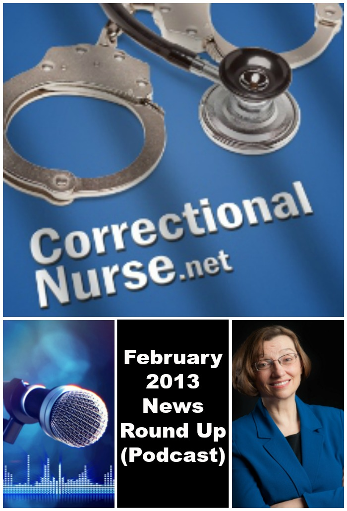 February 2013 News Round Up (Podcast)