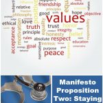 Manifesto Proposition Two: Staying Within the Scope of Practice