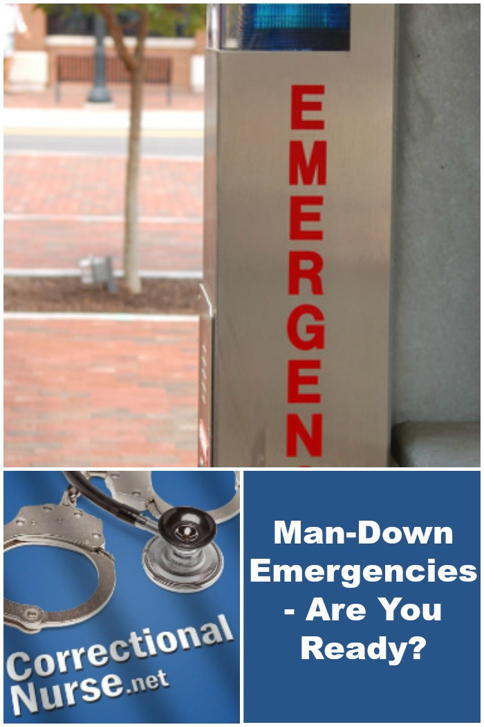 Man-Down Emergencies: Are You Ready?