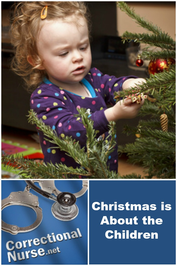 Christmas is About the Children