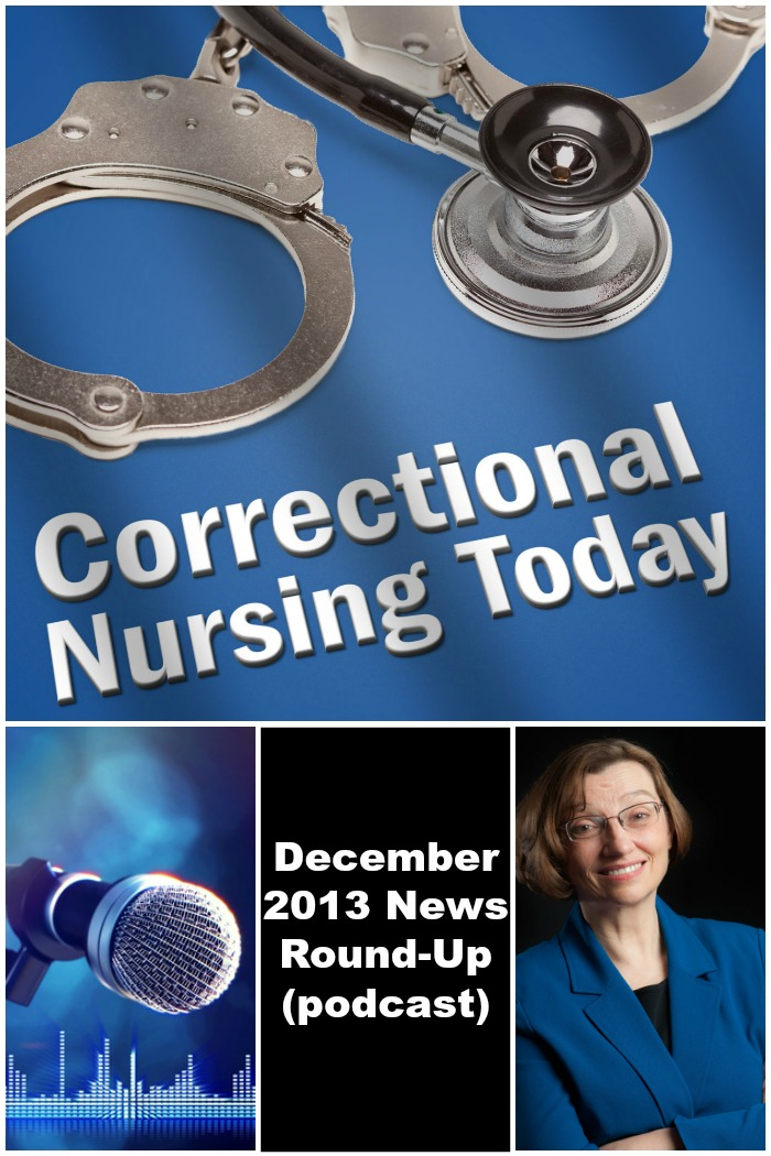 December 2013 News Round-Up (podcast)