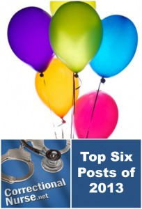 Top Six Posts of 2013