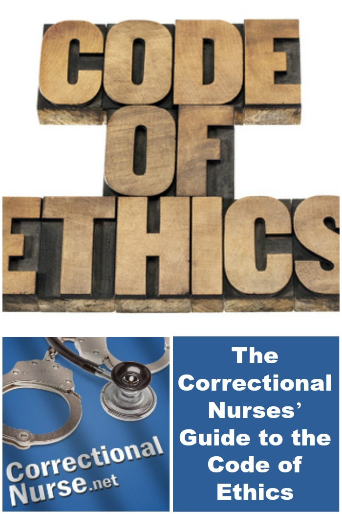 codes of ethics in nursing Do any of the accrediting nursing organizations have codes of ethics, similar to those for physicians, that all of the nurses that they have accredited must follow.