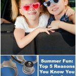 Summer Fun: Top 5 Reasons You Know You Are A Correctional Nurse
