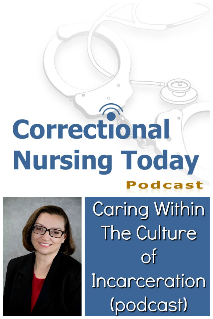 In this episode Dr. Stacy Christensen explains the key elements of Leininger's theory of Culture Care and the culture of incarceration.