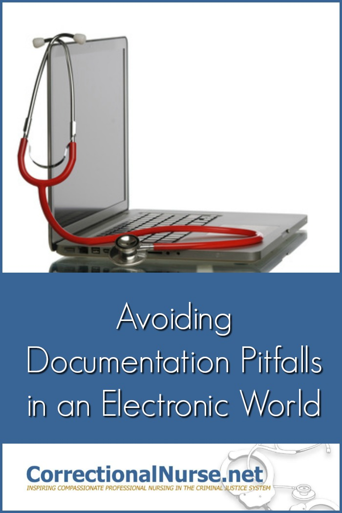 Avoiding Documentation Pitfalls in an Electronic World