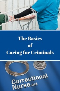 The Basics of Caring for Criminals