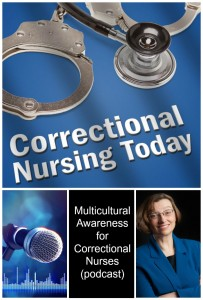 Multicultural Awareness for Correctional Nurses (podcast)