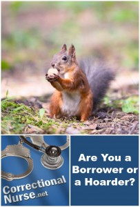 Are You a Borrower or a Hoarder?