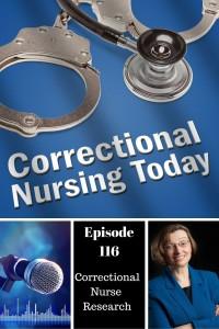 Correctional Nurse Roles