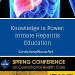 Knowledge is Power: Inmate Hepatitis Education