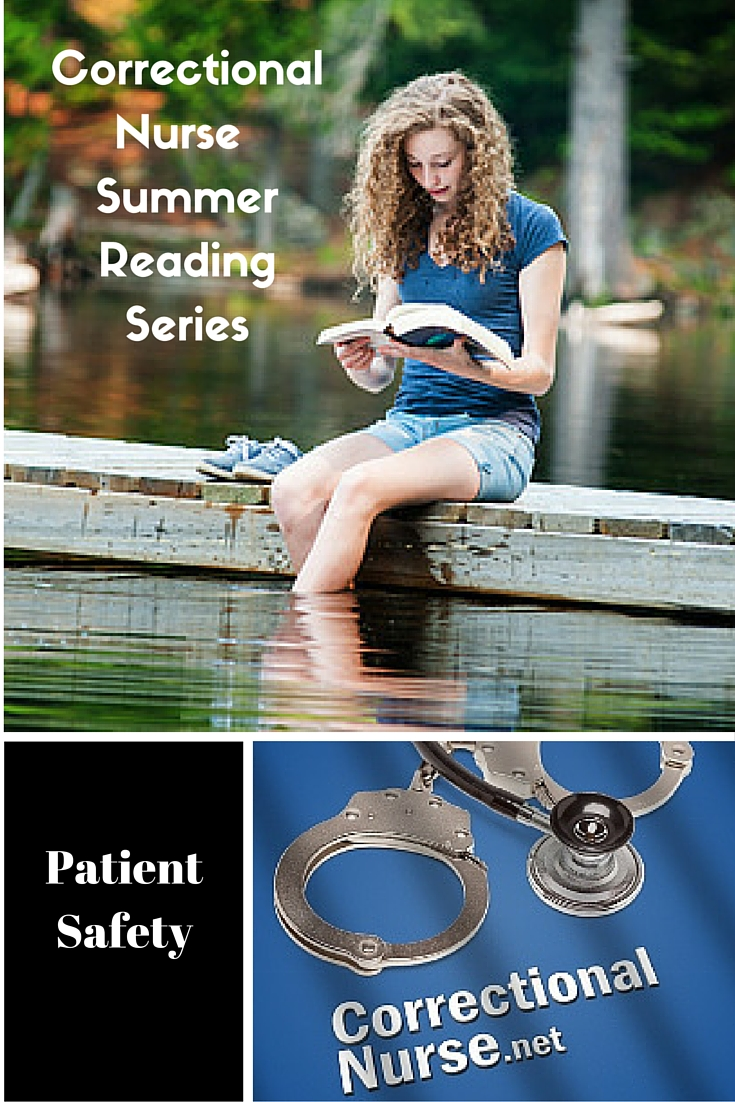 Summer Reading Series: Patient Safety