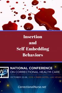 Insertion and Self-Embedding Behaviors