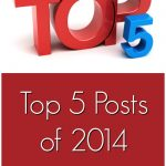 Top 5 Posts of 2014