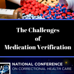 The Challenges of Medication Verification