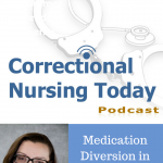Medication Diversion in Jails and Prisons (Podcast Episode 136)