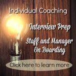 Correctional Health Care Individual Coaching