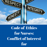 New Code of Ethics for Nurses: Conflict of Interest for Correctional Nurses