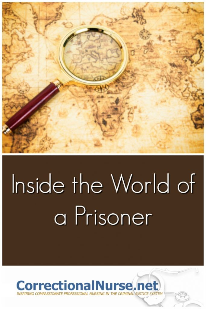 The correctional nurse is not only dealing with the common health problems, but it has a special world. How is the life inside world prisoner?