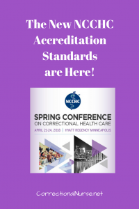 The New NCCHC Accreditation Standards are Here!