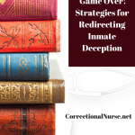 Book Review – Game Over! Strategies for Redirecting Inmate Deception