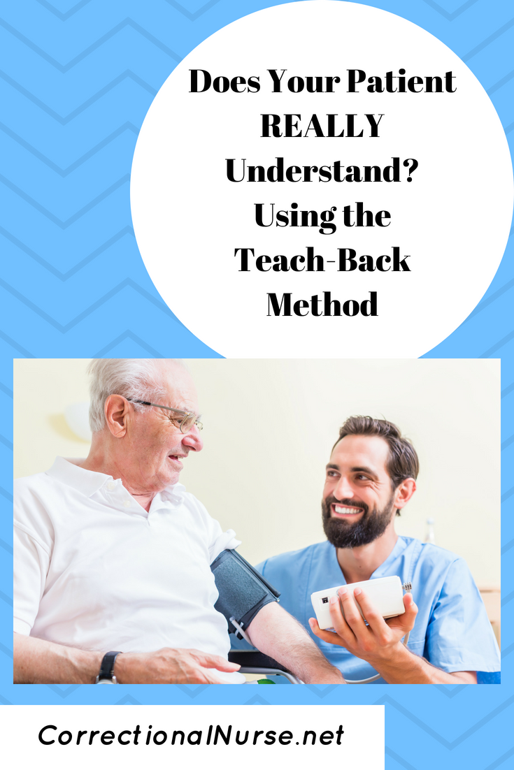 Does Your Patient REALLY Understand? Using the Teach-Back Method