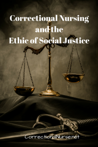 What does social justice mean in nursing