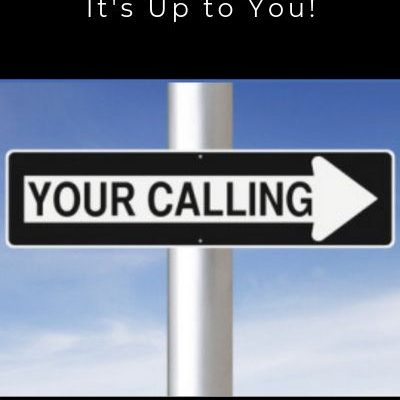 Job, Career, or Calling? It's Up to You