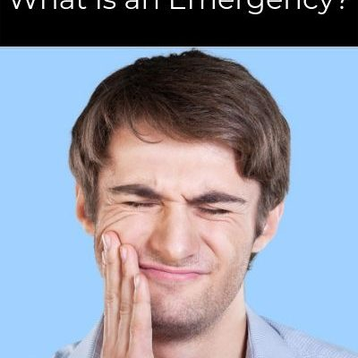 Dental Triage: What is an Emergency?